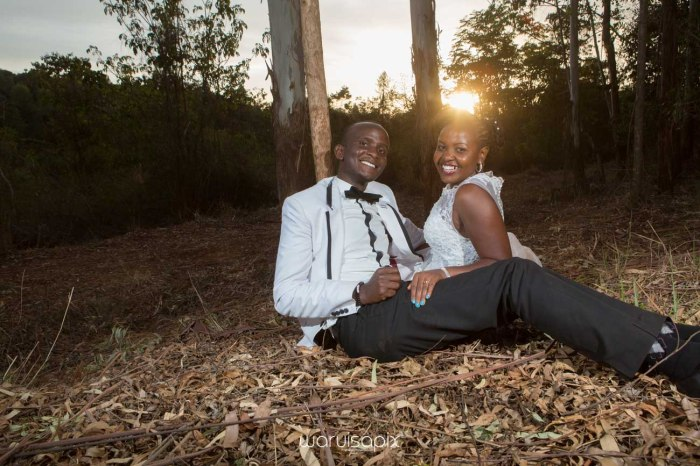 kenyan wedding photoshhot in the forest by waruisapix - Bishop and Lydia-216
