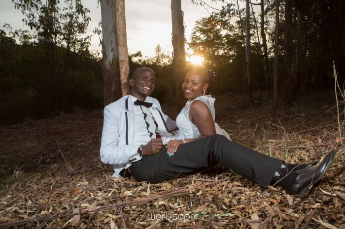 kenyan wedding photoshhot in the forest by waruisapix - Bishop and Lydia-217