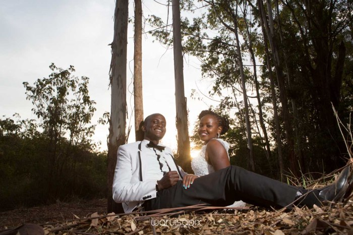 kenyan wedding photoshhot in the forest by waruisapix - Bishop and Lydia-218