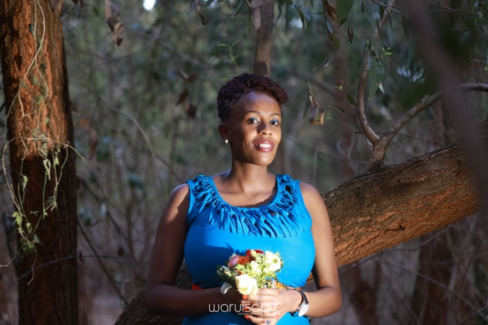 kenyan wedding photoshhot in the forest by waruisapix - Bishop and Lydia-220