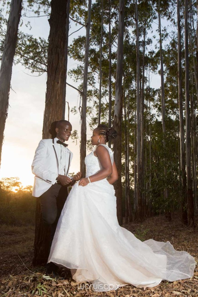 kenyan wedding photoshhot in the forest by waruisapix - Bishop and Lydia-221