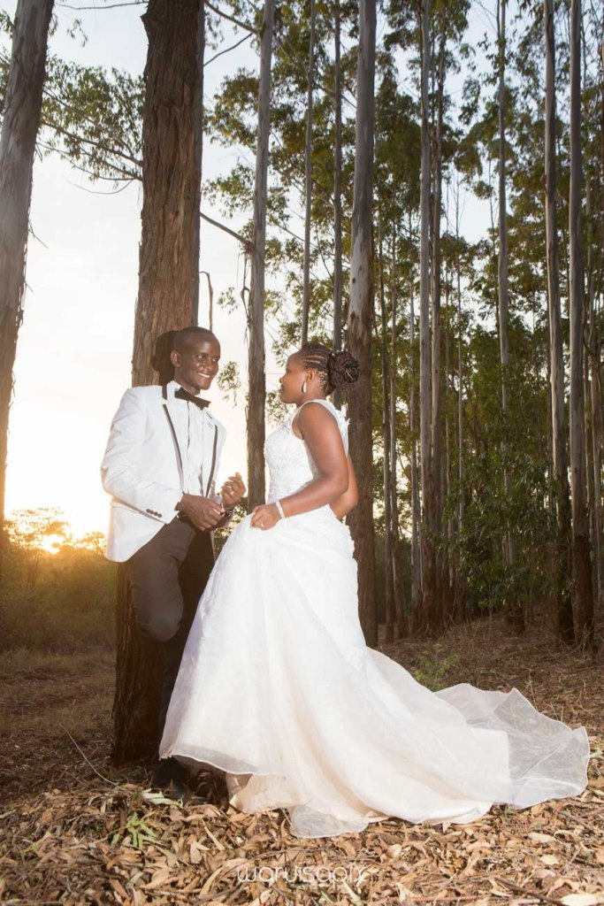 kenyan wedding photoshhot in the forest by waruisapix - Bishop and Lydia-222