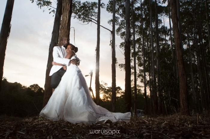 kenyan wedding photoshhot in the forest by waruisapix - Bishop and Lydia-228
