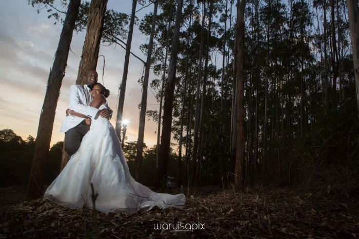 kenyan wedding photoshhot in the forest by waruisapix - Bishop and Lydia-229