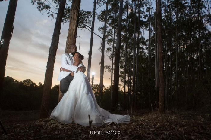 kenyan wedding photoshhot in the forest by waruisapix - Bishop and Lydia-230
