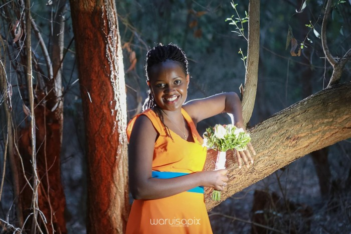 kenyan wedding photoshhot in the forest by waruisapix - Bishop and Lydia-232