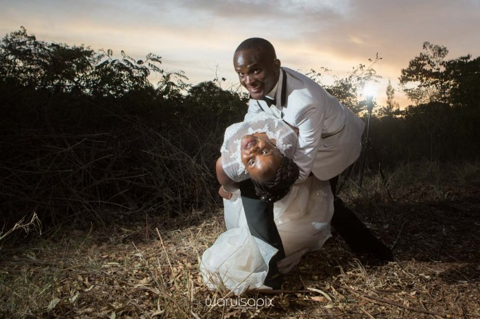 kenyan wedding photoshhot in the forest by waruisapix - Bishop and Lydia-234