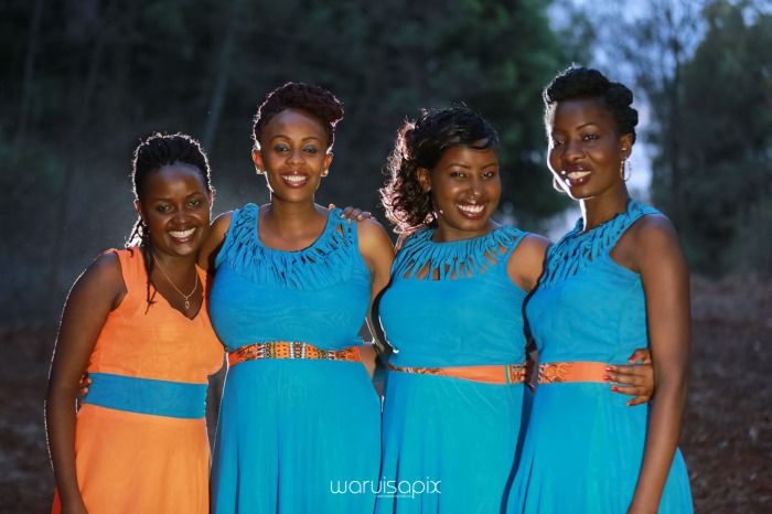kenyan wedding photoshhot in the forest by waruisapix - Bishop and Lydia-236