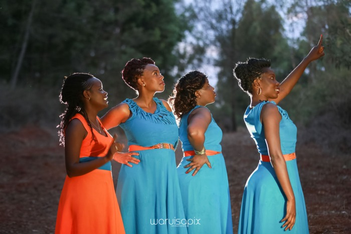 kenyan wedding photoshhot in the forest by waruisapix - Bishop and Lydia-238