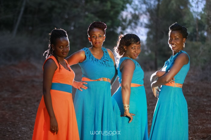 kenyan wedding photoshhot in the forest by waruisapix - Bishop and Lydia-239