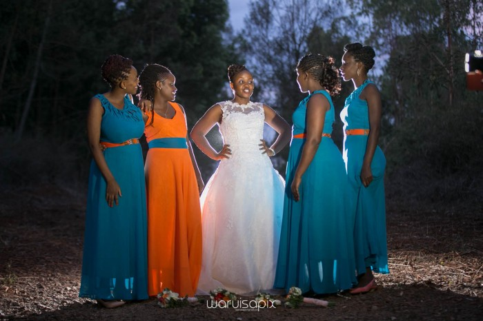 kenyan wedding photoshhot in the forest by waruisapix - Bishop and Lydia-240