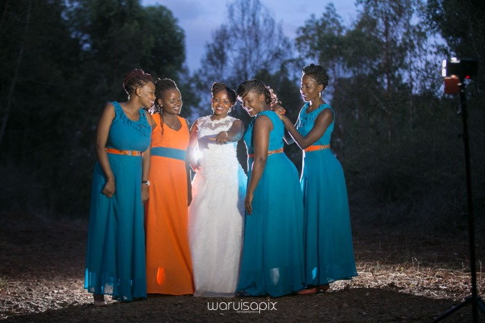 kenyan wedding photoshhot in the forest by waruisapix - Bishop and Lydia-241