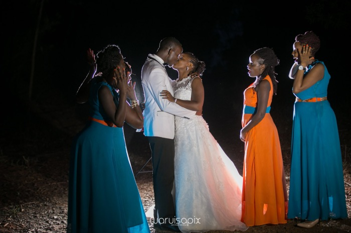 kenyan wedding photoshhot in the forest by waruisapix - Bishop and Lydia-248