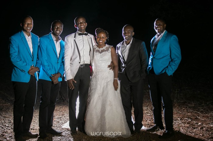 kenyan wedding photoshhot in the forest by waruisapix - Bishop and Lydia-251