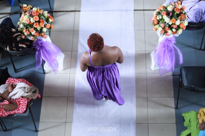 wedding photoshoot on a Helipad on top of nairobi's tallest building KICC with the skyline in view and sunset by waruisapix top kenyan wedding photographer-48