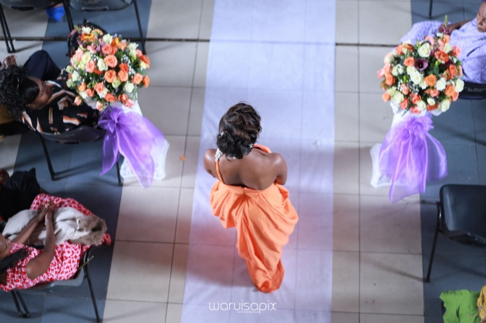 wedding photoshoot on a Helipad on top of nairobi's tallest building KICC with the skyline in view and sunset by waruisapix top kenyan wedding photographer-51