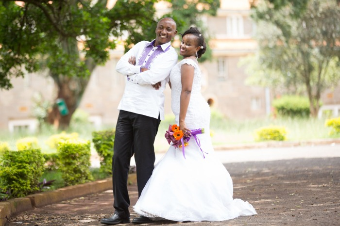 wedding photoshoot on a Helipad on top of nairobi's tallest building KICC with the skyline in view and sunset by waruisapix top kenyan wedding photographer-90