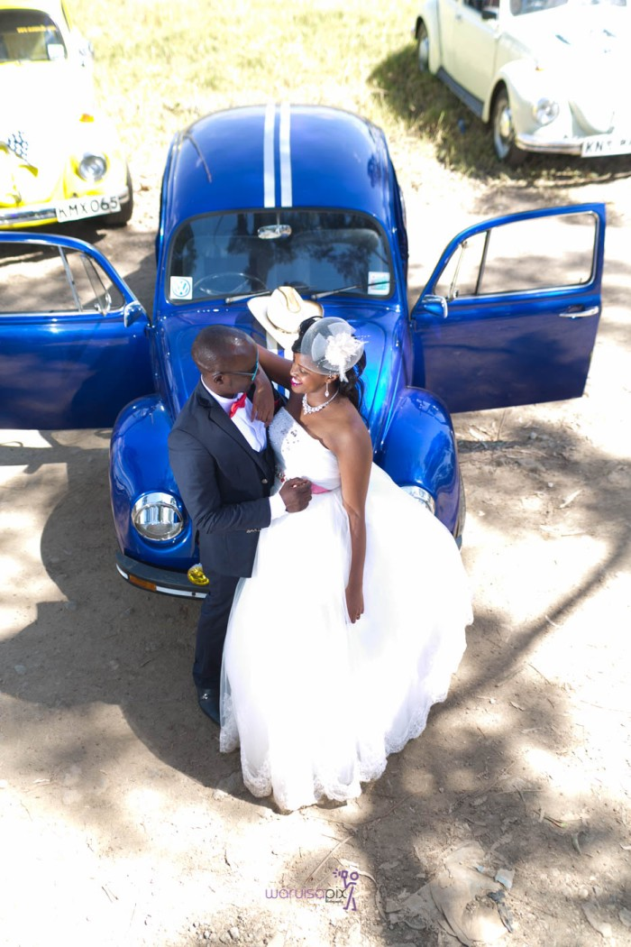 a vintage kenyan wedding with a random vw beetle and kombi convoy by kenya's top wedding photographer waruisapix-114