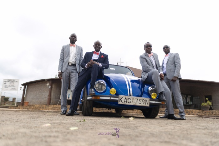 a vintage kenyan wedding with a random vw beetle and kombi convoy by kenya's top wedding photographer waruisapix-40