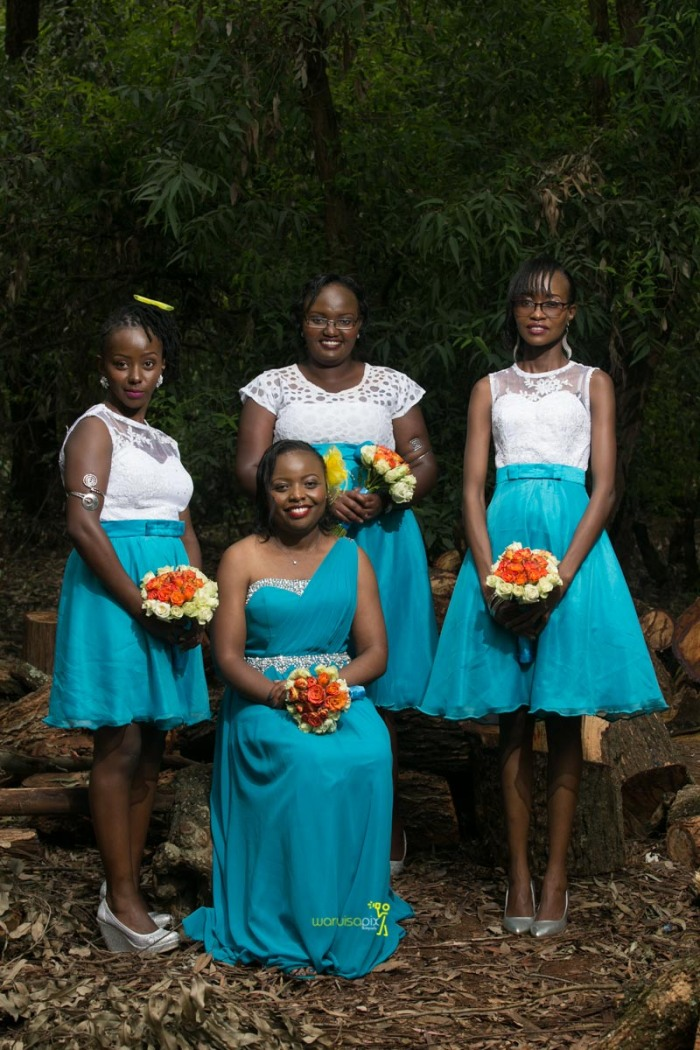 Liz and charles white wedding by waruisapix kenyan photographer in karura forest-107