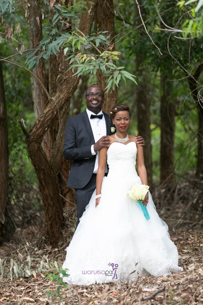 Liz and charles white wedding by waruisapix kenyan photographer in karura forest-89