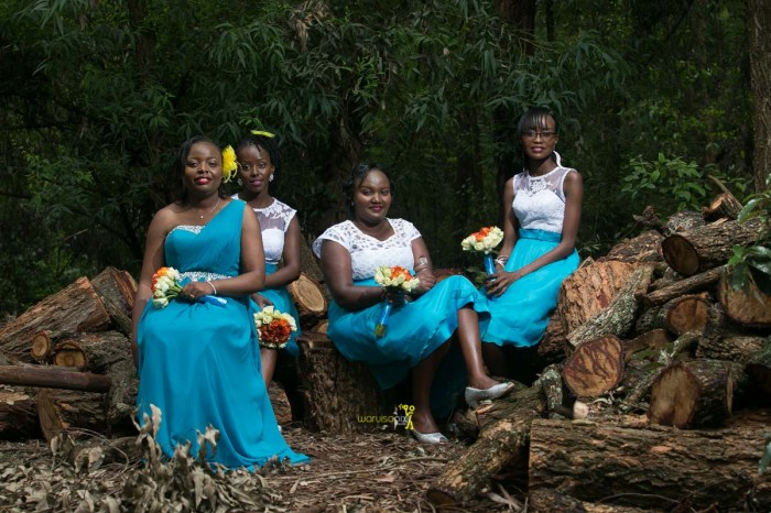 Liz and charles white wedding by waruisapix kenyan photographer in karura forest-91