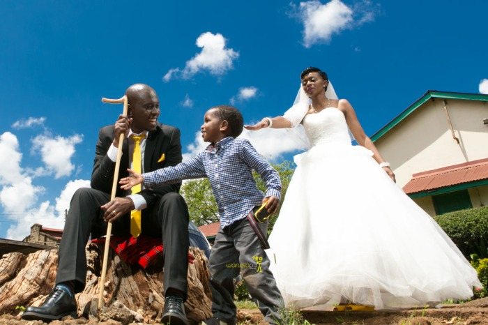 The great kenyan wedding random photoshhot with vintage car on nairobi streets by waruisapix ciiku weds Davie-104