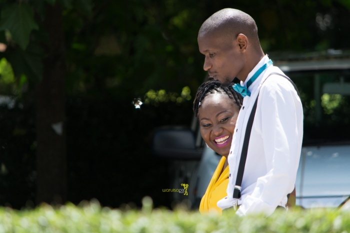 The great kenyan wedding random photoshhot with vintage car on nairobi streets by waruisapix ciiku weds Davie-114