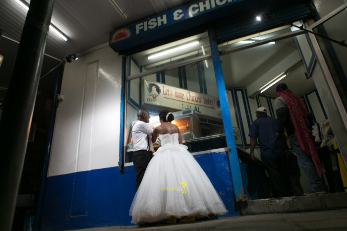 The great kenyan wedding random photoshhot with vintage car on nairobi streets by waruisapix ciiku weds Davie-190