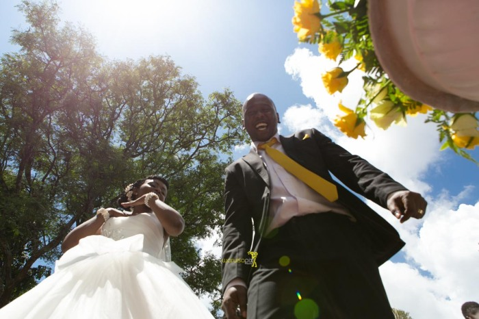 The great kenyan wedding random photoshhot with vintage car on nairobi streets by waruisapix ciiku weds Davie-86