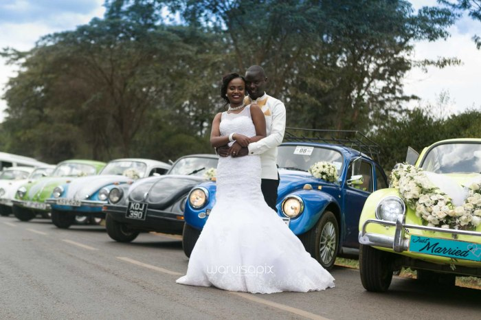 Henry and Sue Wedding Blog by Waruisapix Kenya's top photographer with vintage vw beetles -9092