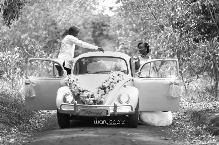 Henry and Sue Wedding Blog by Waruisapix Kenya's top photographer with vintage vw beetles -9094