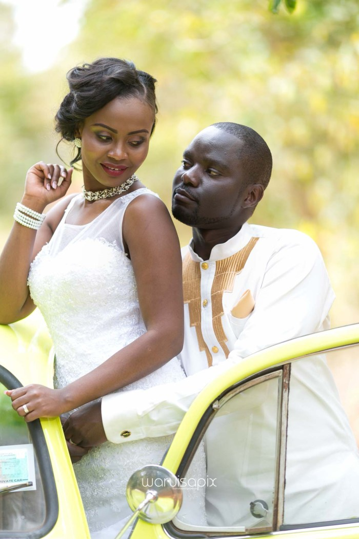 Henry and Sue Wedding Blog by Waruisapix Kenya's top photographer with vintage vw beetles -9097