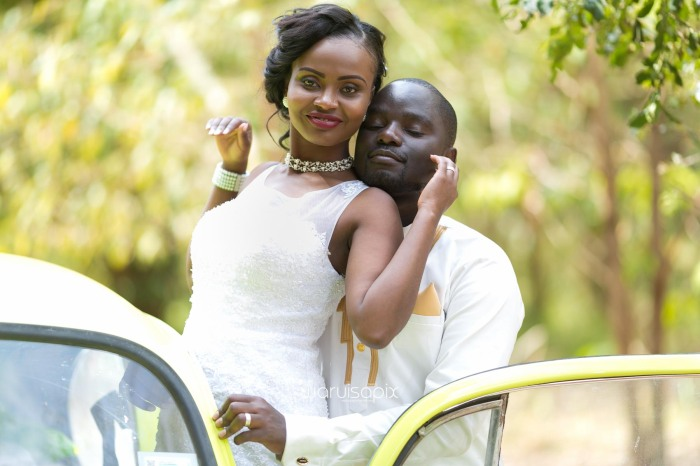 Henry and Sue Wedding Blog by Waruisapix Kenya's top photographer with vintage vw beetles -9098