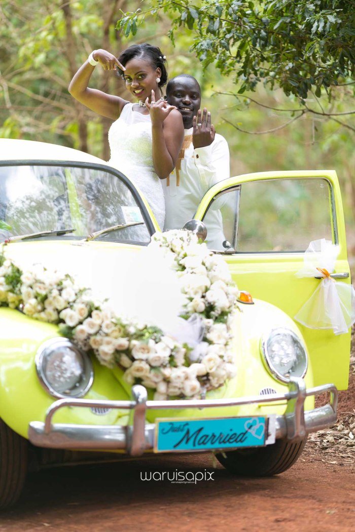 Henry and Sue Wedding Blog by Waruisapix Kenya's top photographer with vintage vw beetles -9099
