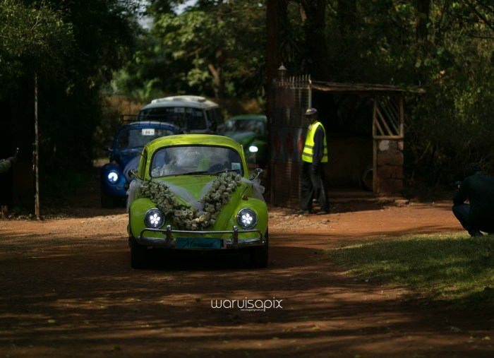 Henry and Sue Wedding Blog by Waruisapix Kenya's top photographer with vintage vw beetles -9125