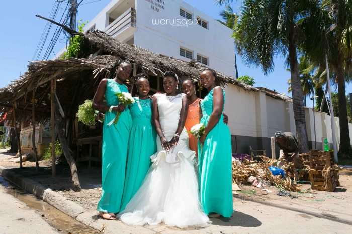 Nelly and Rafo destination wedding at mombasa kenya beach front most fun shot by waruisapix photographer SGR -111