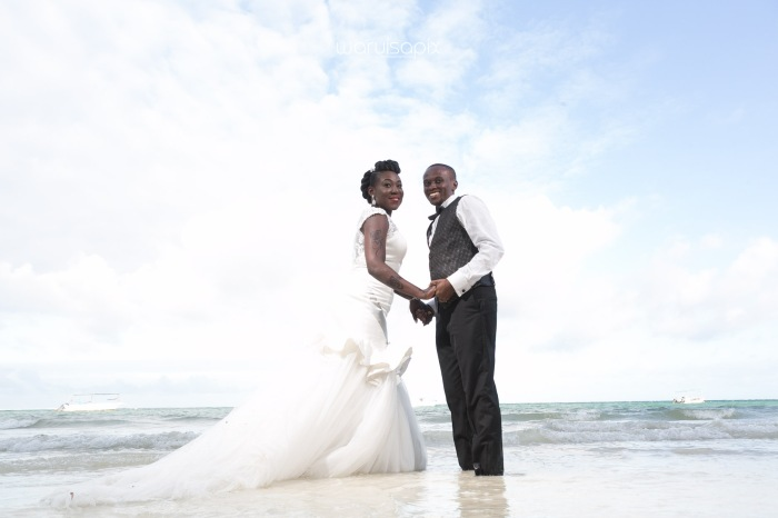 Nelly and Rafo destination wedding at mombasa kenya beach front most fun shot by waruisapix photographer SGR -200
